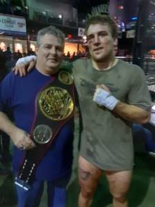 Kip attended Ohio Combat League 5 - Mixed Martial Arts on Jan 4th 2020 via VetTix