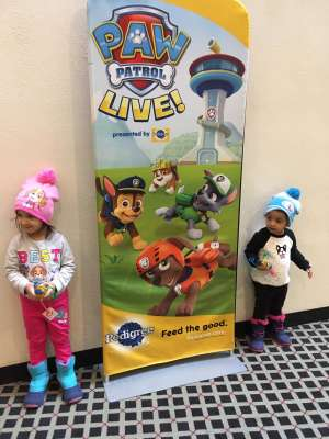 WILLIAM  attended Paw Patrol Live - Race to the Rescue on Jan 4th 2020 via VetTix