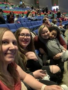 Renee attended Paw Patrol Live - Race to the Rescue on Jan 4th 2020 via VetTix
