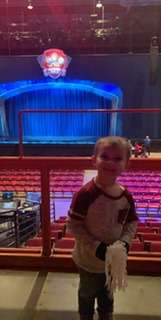 Steven attended Paw Patrol Live - Race to the Rescue - Morning Show on Jan 15th 2020 via VetTix