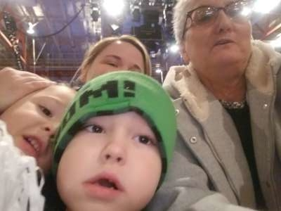 Rose attended Paw Patrol Live - Race to the Rescue on Jan 15th 2020 via VetTix