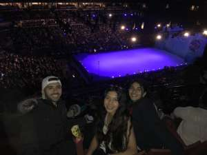 Mohamad attended Disney on Ice Presents Mickey's Search Party on Dec 19th 2019 via VetTix