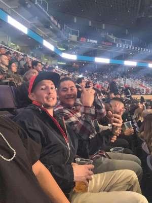 Rodolfo attended Matchroom Boxing USA Jacobs vs. Chavez Jr on Dec 20th 2019 via VetTix