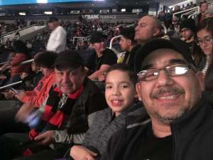 miguel attended Matchroom Boxing USA Jacobs vs. Chavez Jr on Dec 20th 2019 via VetTix