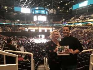 Jose Chavez Sr attended Matchroom Boxing USA Jacobs vs. Chavez Jr on Dec 20th 2019 via VetTix