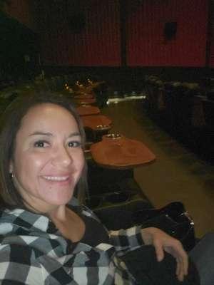 Dana attended RoadHouse Cinemas Thursday for Vets on Jan 16th 2020 via VetTix