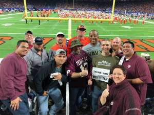 Click To Read More Feedback from 2019 Texas Bowl: Oklahoma State Cowboys vs. Texas A&M Aggies