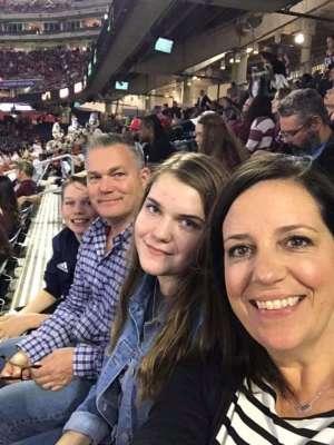 James attended 2019 Texas Bowl: Oklahoma State Cowboys vs. Texas A&M Aggies on Dec 27th 2019 via VetTix