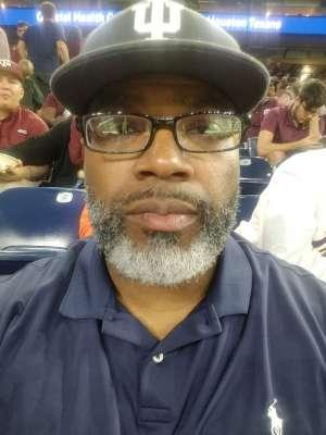 Edward attended 2019 Texas Bowl: Oklahoma State Cowboys vs. Texas A&M Aggies on Dec 27th 2019 via VetTix