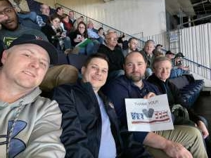Alex attended University of Connecticut vs. Baylor - NCAA Women's Basketball on Jan 9th 2020 via VetTix