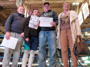Timothy attended University of Connecticut vs. Baylor - NCAA Women's Basketball on Jan 9th 2020 via VetTix