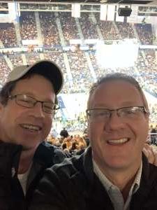 Paul attended University of Connecticut vs. Baylor - NCAA Women's Basketball on Jan 9th 2020 via VetTix