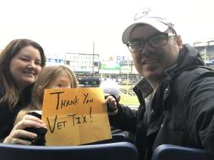 BRANDON attended New Era Pinstripe Bowl: Michigan State Spartans vs. Wake Forest Demon Deacons - NCAA Football on Dec 27th 2019 via VetTix