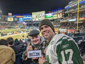 Jesse attended New Era Pinstripe Bowl: Michigan State Spartans vs. Wake Forest Demon Deacons - NCAA Football on Dec 27th 2019 via VetTix