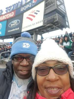 Norman  attended New Era Pinstripe Bowl: Michigan State Spartans vs. Wake Forest Demon Deacons - NCAA Football on Dec 27th 2019 via VetTix