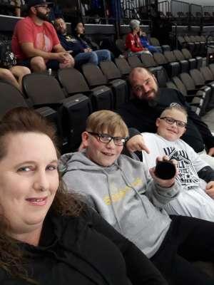Joshua attended Jacksonville Icemen vs. Orlando Solar Bears - ECHL on Jan 18th 2020 via VetTix
