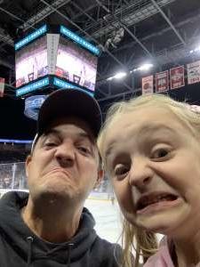 William attended Jacksonville Icemen vs. Orlando Solar Bears - ECHL on Jan 18th 2020 via VetTix