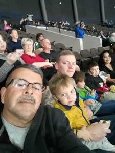 Howard attended Jacksonville Icemen vs. Orlando Solar Bears - ECHL on Jan 18th 2020 via VetTix