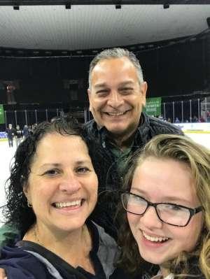 David attended Jacksonville Icemen vs. Orlando Solar Bears - ECHL on Jan 18th 2020 via VetTix