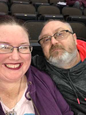 Kelly attended Jacksonville Icemen vs. Orlando Solar Bears - ECHL on Jan 18th 2020 via VetTix