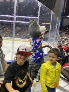 Jose attended Jacksonville Icemen vs. Orlando Solar Bears - ECHL on Jan 18th 2020 via VetTix