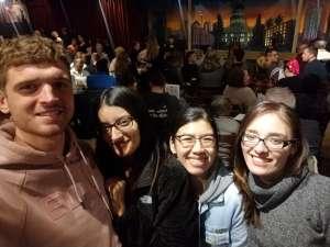 Landry attended Punch Line Sacramento on Jan 12th 2020 via VetTix
