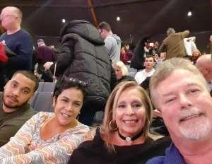 John attended Terry Fator on Dec 20th 2019 via VetTix