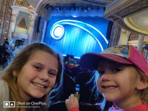 Emily attended Nick Jr. Live! Move to the Music on Jan 24th 2020 via VetTix