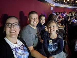 Richard attended Disney on Ice Presents Road Trip on Jan 10th 2020 via VetTix