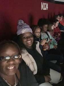 Jennifer attended Disney on Ice Presents Road Trip on Jan 10th 2020 via VetTix