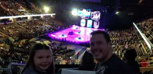 Steven attended Disney on Ice Presents Road Trip on Jan 10th 2020 via VetTix