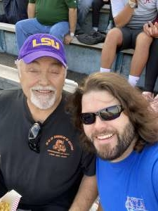 Michael attended 2019 Walk On's Independence Bowl: Miami vs. Louisiana Tech - NCAA on Dec 26th 2019 via VetTix