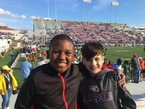 Luis attended 2019 Walk On's Independence Bowl: Miami vs. Louisiana Tech - NCAA on Dec 26th 2019 via VetTix