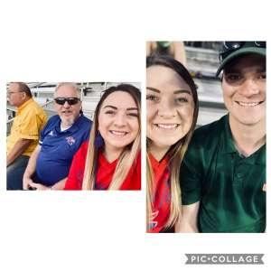 Darryl attended 2019 Walk On's Independence Bowl: Miami vs. Louisiana Tech - NCAA on Dec 26th 2019 via VetTix