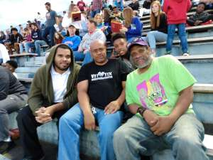 Marcellus attended 2019 Walk On's Independence Bowl: Miami vs. Louisiana Tech - NCAA on Dec 26th 2019 via VetTix