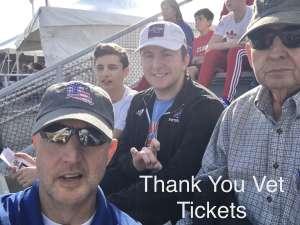John attended 2019 Walk On's Independence Bowl: Miami vs. Louisiana Tech - NCAA on Dec 26th 2019 via VetTix