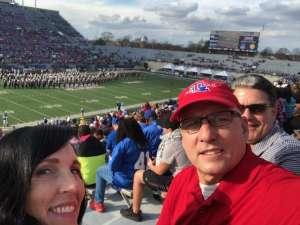 Rich attended 2019 Walk On's Independence Bowl: Miami vs. Louisiana Tech - NCAA on Dec 26th 2019 via VetTix