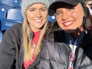 Terry attended 2019 Franklin American Music City Bowl: Mississippi State vs. Louisville - NCAA Football on Dec 30th 2019 via VetTix