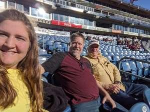 David attended 2019 Franklin American Music City Bowl: Mississippi State vs. Louisville - NCAA Football on Dec 30th 2019 via VetTix