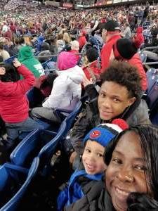 ROBIN R. attended 2019 Franklin American Music City Bowl: Mississippi State vs. Louisville - NCAA Football on Dec 30th 2019 via VetTix