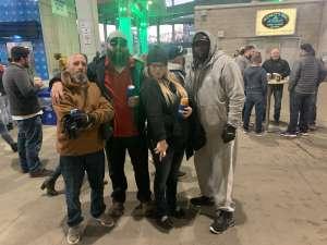 Brandon attended 2019 Franklin American Music City Bowl: Mississippi State vs. Louisville - NCAA Football on Dec 30th 2019 via VetTix