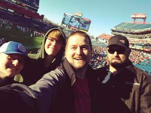 William attended 2019 Franklin American Music City Bowl: Mississippi State vs. Louisville - NCAA Football on Dec 30th 2019 via VetTix