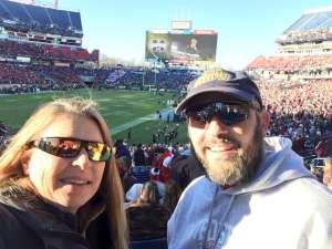 Daniel attended 2019 Franklin American Music City Bowl: Mississippi State vs. Louisville - NCAA Football on Dec 30th 2019 via VetTix