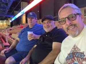 Robert Sanchez attended Orlando Seawolves vs. Cal Turlock Express - Major Arena Soccer League on Mar 1st 2020 via VetTix
