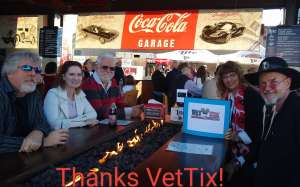 Sorex attended 49th Annual Barrett-Jackson Auction on Jan 11th 2020 via VetTix