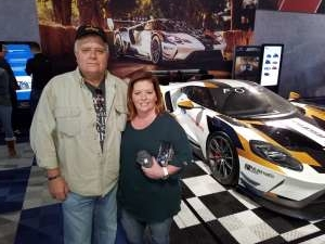 Bruce attended 49th Annual Barrett-Jackson Auction on Jan 11th 2020 via VetTix