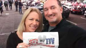 David attended 49th Annual Barrett-Jackson Auction on Jan 11th 2020 via VetTix