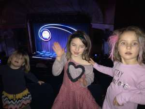 James attended Nick Jr. Live! Move to the Music on Jan 4th 2020 via VetTix