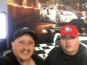 Ramon attended 49th Annual Barrett-Jackson Auction on Jan 12th 2020 via VetTix