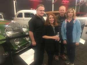 Eileen attended 49th Annual Barrett-Jackson Auction on Jan 12th 2020 via VetTix